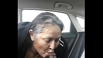 Native American c. milf blowjob