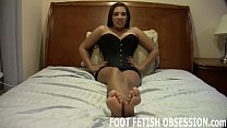 I Want You To Cum All Over My Cute Little Feet