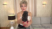 JOI from Lady Sonia while she teases you with h...
