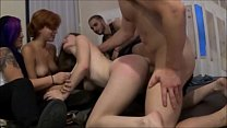 Brothers & Sisters Fuck at House Party - Molly Jane & Roxanne - Family Therapy
