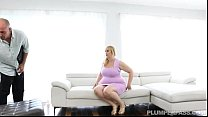 16497 Sexy BBW Lila Lovely Relaxes and Fucks Her Doctor preview