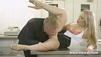 Private.com - Sexy Alessandra Jane Fucked By Throbbing Cock!