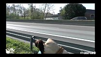 PUBLIC FUCKING NEXT ON GERMAN HIGHWAY (HARDCORE PUBLIC) Vorschaubild