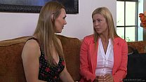 Lesbian matures Tanya Tate and Alexis Fawx - Girlfriends Films Preview