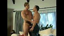Frank Towers (aka Mark Slade) fucking and cumming Rob Lance