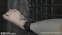 Slave gets perverted drilling