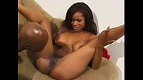 Caramel big tits ebony black pornhub video