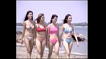 4 thai girls crystal heart 1