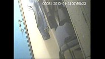 Spy Cam, A muslim guy in changing room..!