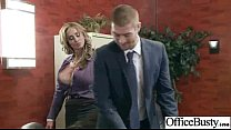 Hard Style Sex In Office With Big Round Tits Girl (eva notty) mov-21