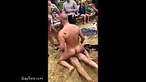 Friendly compilation (#85) of naked men pranks preview image
