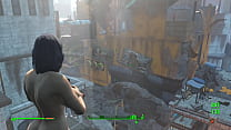 Fallout 4 My Thicc Cait nude mod