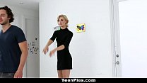 TeenPies- Blonde Teen (Hailey Reed) Gets Fucked and Filled Up