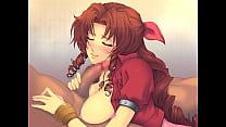 Tifa To Aerith No W Temptation - (Final Fantasy Vii)