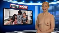 Monday February 27, 2017 Naked News K18.co Vorschaubild