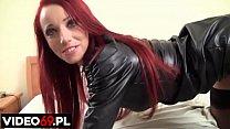 Polskie porno - Seksowna Sandra i wibrator