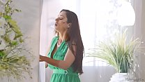 Let's do it on your Mom's bed! - Cassidy Klein, Reena Sky and Adria Rae thumbnail