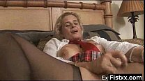Alluring Sexy Fisting Mature Screwed Hard