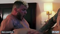 (Pierre Fitch, William Seed) - When The Tops Away Part 2 - Men.com