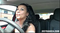 Danica Collins (Donna Ambrose) Plays In Car 2 thumbnail