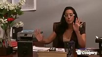 Boss Lady Isis Love Makes Her Employees Do More Than Just The TPS Reports tumblr xxx video