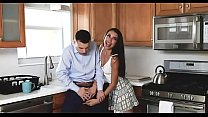 Step brother and sister seduces