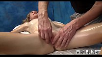 Sexy 18 year old gets drilled hard preview image