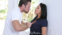PureMature - Audrey Bitoni gets a hole-in-one with Johnny preview image