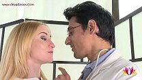 15554 Doctor fucks impotent patient's wife preview