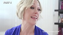 Psycho doctor Anal Sex Therapy with Dee Williams #2 Insane Balls Deep action, DAP, Buttrose, messy cumshot with swallow GIO1057 - 69VClub.Com