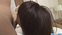 Busty milf Hinata Komine enjoys strong cock in her twat缩略图