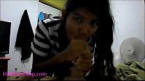 Tiny Asian Thai Teen Heather Deep Throatpie cum in throat Compilation 1 with 11 cumshots Vorschaubild