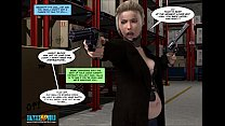 3D Comic: Langsuirs. Episode 33 - The learning curve...