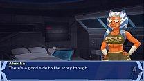 Star Wars Orange Trainer Part 28 cosplay bang hot xxx alien girls thumbnail