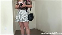 Two hot blonde amateurs gobble giant rod