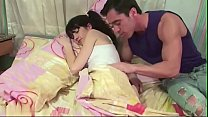 Download video bokep Bro Wake Up Petite Step-Sister and Seduce to An... 3gp terbaru