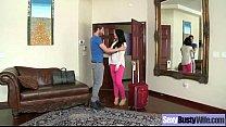 (farrah dahl) Sexy Big Juggs Wife Love Intercorse video-12