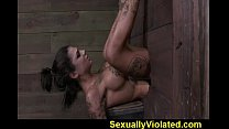 Bonnie drooling gagging and cumming 2 pornhub video