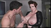BBW - Facial - Cum on Tits -  http://www.eighteen.tv