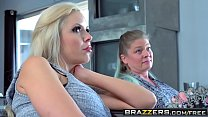 Brazzers - Hot And Mean - Ariana Marie and McKenzie Lee - Sex Sells
