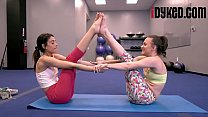 Harmony Wonder , Alex More In Gym Class Snatch Sheroes
