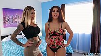 Spizoo - Karma Rx and Valentina Nappi fuck and ...'s Thumb