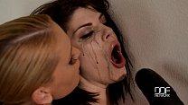BDSM Dominatrix Kathia Nobili rocks her slave girl