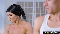Romi Rain got her anal railed so fucking hard