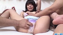 Haruka Miura Tries Two Cocks In Excellent Threesome  - More At Javhd.net