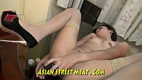 pawg walk, asian pickup faithful sodomite thumbnail