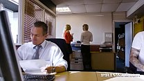 Private.com - British babe Sienna Day fucks her boss Image