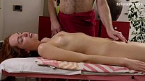 Amy Ledenez Massage for the first time