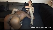 Making Love with a Black guy in front of hubby pornhub video