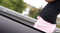 Download video bokep Cheap blonde street whore banged in the car SWh... 3gp terbaru